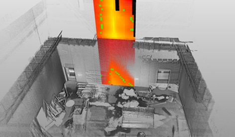 Inspection Map Pointcloud